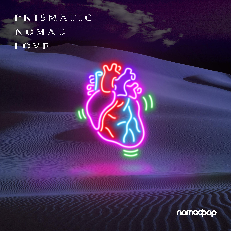 プリズマジャケ画 PRISMATIC NOMAD LOVE - Mini Album
